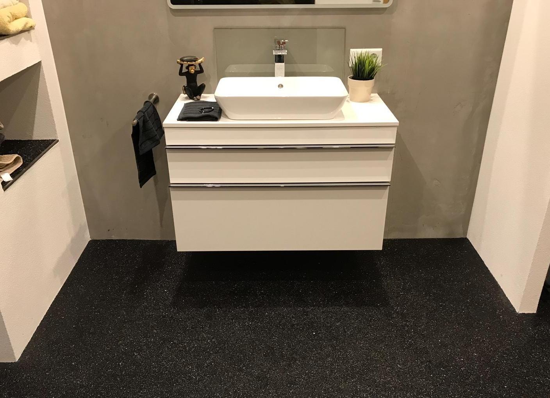 Badezimmer – Steinteppich von StoneCarpet Art